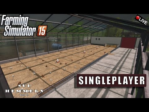 "{NL} ""SINGLEPLAYER"" FarmingSimulator 15 Süd Hemmern Deel 9 {G27}"