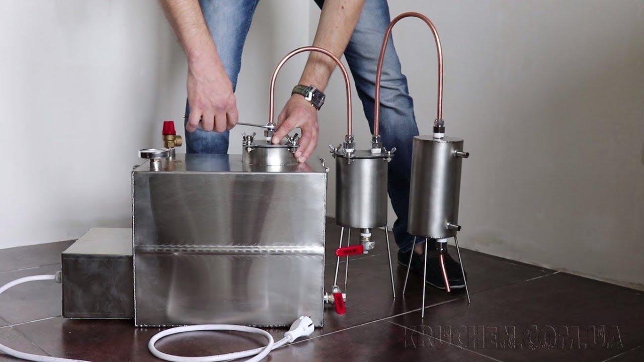Самодельный самогонный аппарат электрический самогонный аппарат финляндия книга рецептов