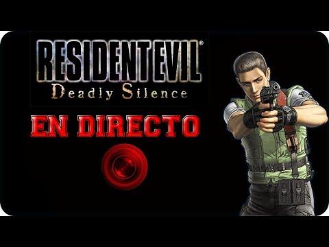 (Directo) Resident Evil Deadly Silence con Chris modo Renacimiento