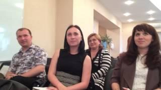 Тренинг риэлторов     Обучение риэлторов Иваново    Бизнес тренер риэлторов, отзыв