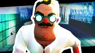 DOCTOR HELLO NEIGHBOR!!! (Hello Neighbor Mods)