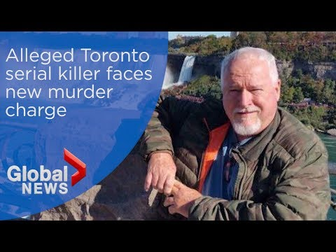 Alleged serial killer Bruce McArthur now charged with deaths of 6 men
