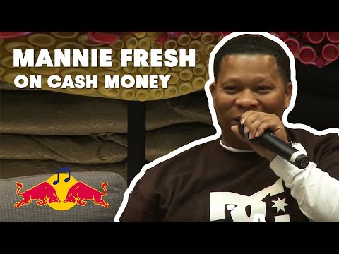 Mannie Fresh on Cash Money, Lil' Wayne and New Orleans Bounce | Red Bull Music Academy
