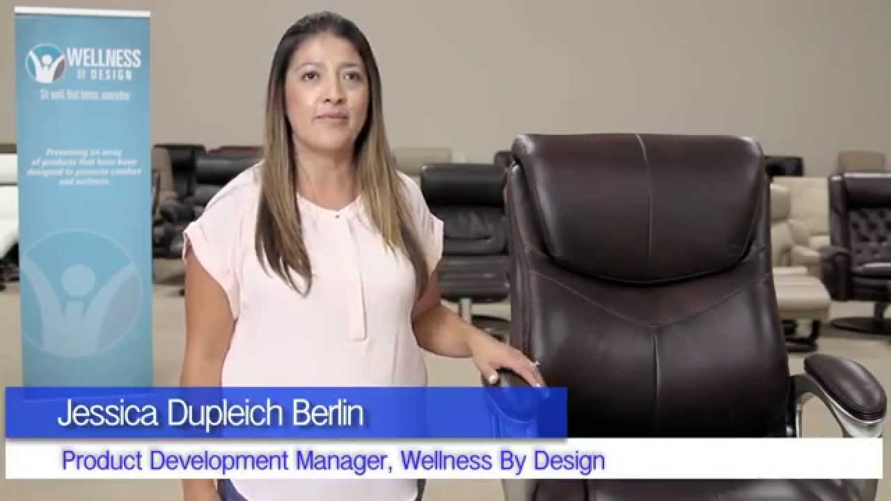 Unique Characteristics Of The Air Chair Wellness By Design Youtube