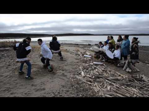 The Tuktoyaktuk Siglit Drummers and Dancers - Inuvialuit HD Drum Dance Series