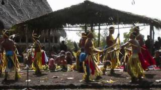 Yap Day 2011 - Gilman men's stick dance