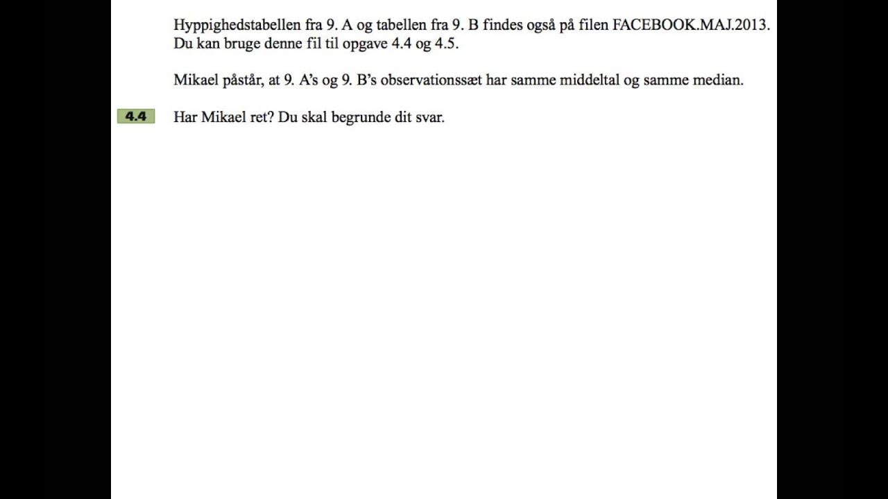 FSA MAT Maj 2013 Question 4