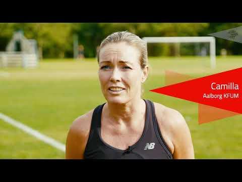 Start et Fodbold Fitness-hold sammen med din veninde eller en anden fodboldforælder. I behøver ingen erfaring!