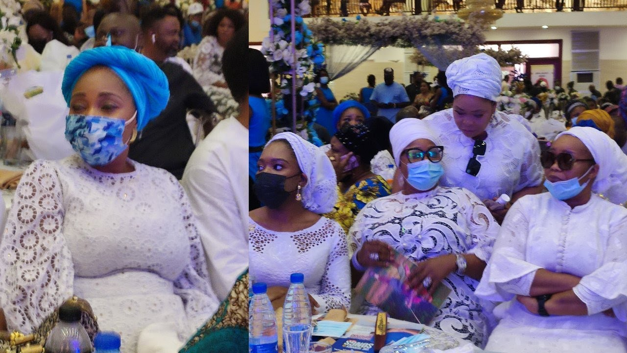 Download TOPE ALABI, FATHIA BALOGUN AND OTHERS PAY TRIBUTE TO DUDU HERITAGE