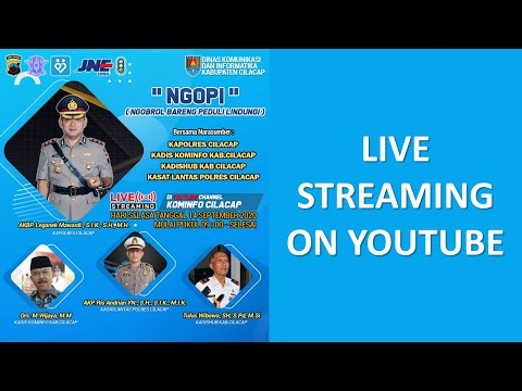 LIVE   NGOPI - Ngobrol Bareng Peduli Lindungi