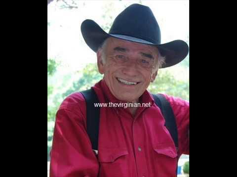 James Drury The Virginian 83rd Birthday Greetings Thank you