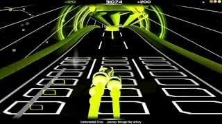 Download Instrumental Core - Journey Through the Victory | Audiosurf
