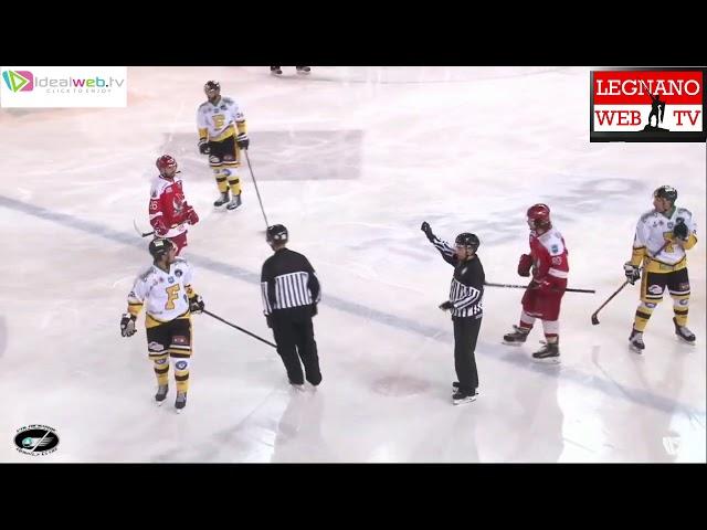 SV Kaltern Caldaro vs HC Valdifiemme