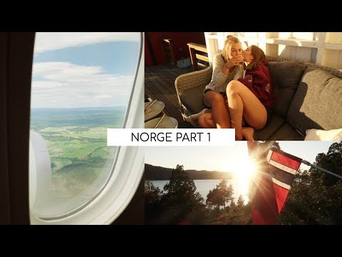 VLOG | traveling to Norway | Norway day one | MOST BEAUTIFUL COUNTRY