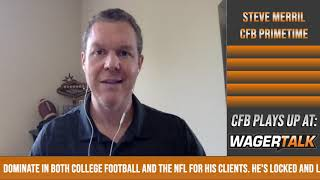 🏈 College Football Picks and Predictions for 10/24/20 | College Football Week 8 Preview
