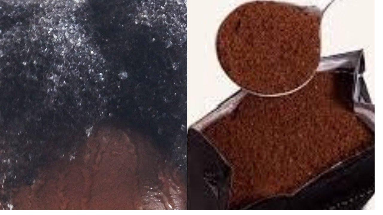 Populaire Un shampoing au café pour activé et accélérer la pousse de cheveux  HS66