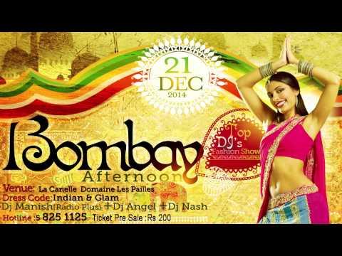Bombay Afternoon : 21Dec14 @ La Canelle -Domaine Les Pailles