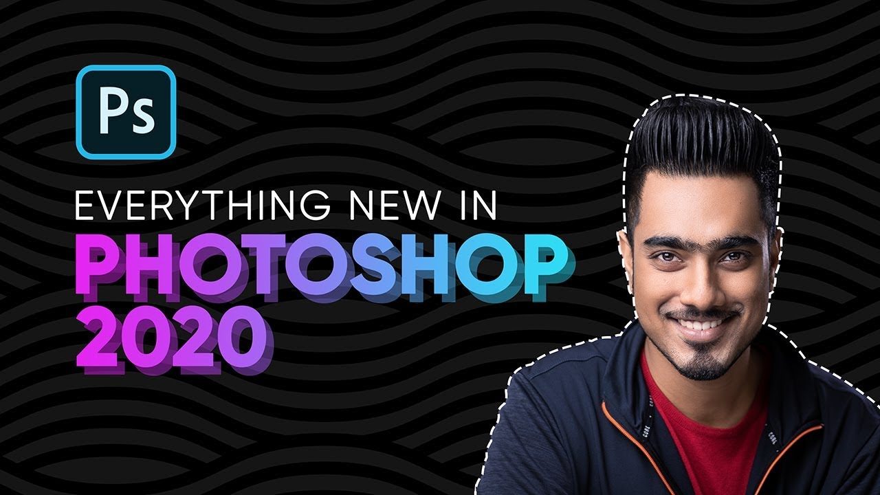 Top 20 NEW Features & Updates EXPLAINED! - Photoshop 2020