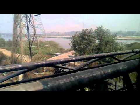 DELHI METRO-MANDI HOUSE TO YAMUNA BANK- UNDERGROUND TO ELEVATION.mp4