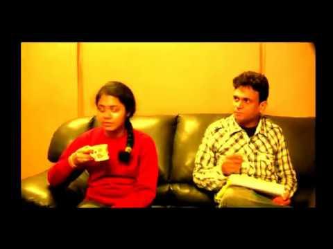 Anwesha singing Bangla Song -:- Music : Rimu Nazrul
