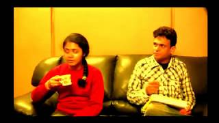 Anwesha singing Bangla Song -:- Music : Rimu Nazrul