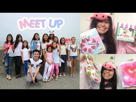 FIRST EVER MEET AND GREET (Philippines) | eunnychan