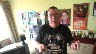 Wearing My Ant And Dec's Saturday Night Takeaway On Tour T-Shirt In Support Of Ant McPartlin