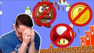Turning 100 Mario Easy  Nto 100 Mario Super Expert...  SMM Pacifist Challenge 1