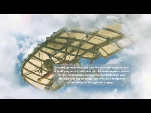 Abbas Ibnu Firnas, Penemu Penerbangan Pertama Didunia