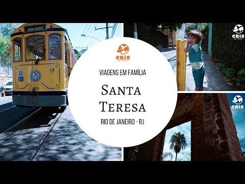 O melhor de Santa Teresa - Rio de Janeiro