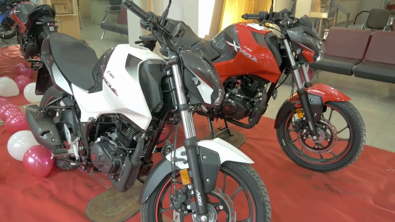 Hero Xtreme 160R launched in Aizawl