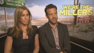 Jennifer Aniston and Jason Sudeikis on We