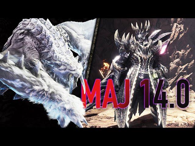 [FR] Toutes les infos de la MAJ 14.0 - MHW Iceborne