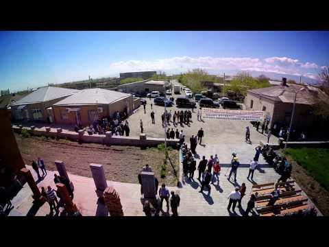 Արմավիր մարզի, Ջանֆիդա գյուղի Սրբ. Կարապետ Եկեղեցի