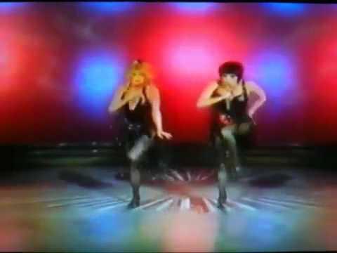 Goldie Hawn & Liza Minnelli  All That Jazz