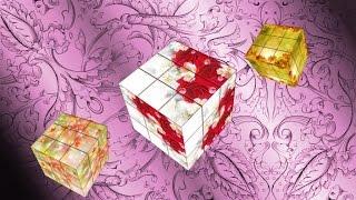 Урок: Делаем кубик-рубик, фотошоп+ProShow.