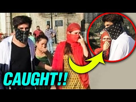 Sara Ali Khan Kartik Aaryan HIDE FACE In Shimla | Love Aaj Kal 2 Shooting Mp3