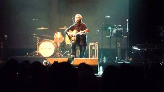 At the sea, I Am Kloot @The Barbican February 2013