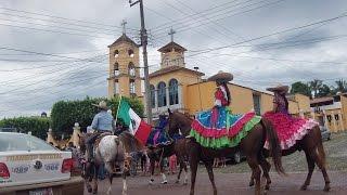 Día del Charro en Las Varas Nayarit. ◆
