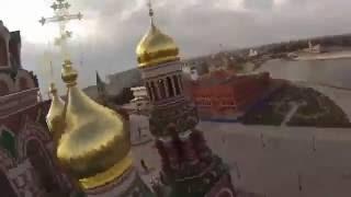 Православная Футурама (квадрокоптер против купола)(, 2016-08-30T20:40:04.000Z)