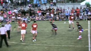 US Quidditch World Cup 8 - Final - University of Texas vs. Lone Star QC