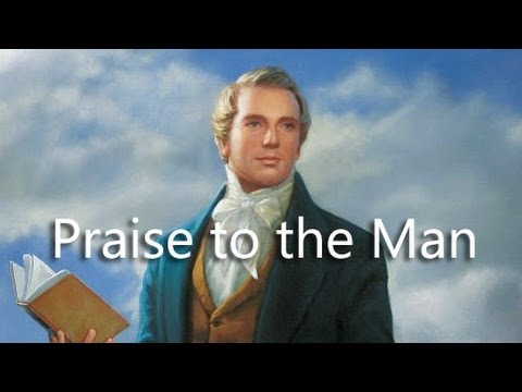 Praise to the Man with lyrics