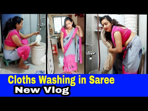 indian woman washing clothes by hand✋| indian mom cloth washing vlog, clothe washing video