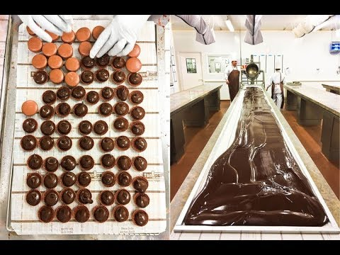 Behind the Scenes at La Maison du Chocolat