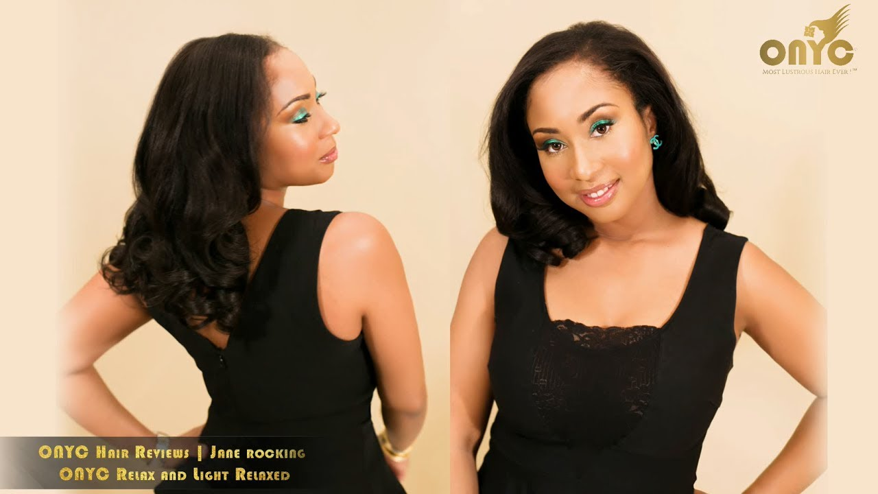 Relaxed Hair Weave Review Best Extensions For African American Onyc