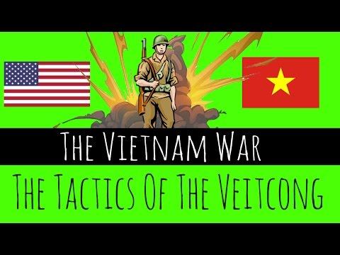 The Vietnam War - Part 2 - The Tactics of The Viet Cong - GCSE History