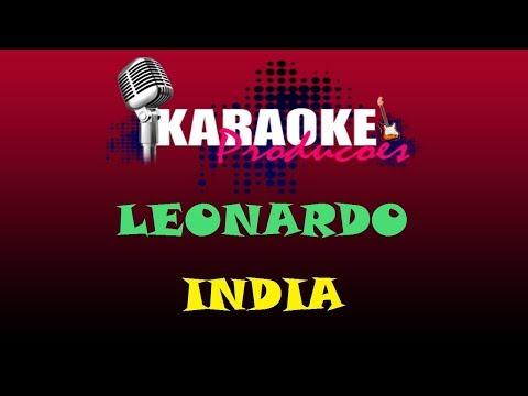 leonardo---Índia-(-karaoke-)