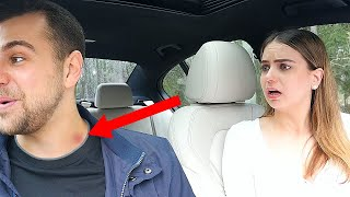 Hickey Prank on Girlfriend! She Got So Upset!