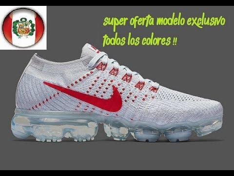 Zapatillas Nike Vapor Max 2017 Peru