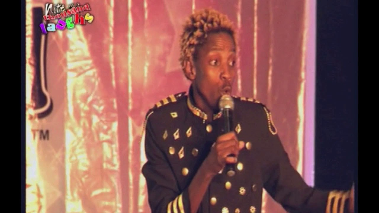 Eric Omondi Comedy Show (Chinese Food) | Nite Of A Thousand Laughs